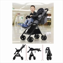 Little Rabbit Premium Light Weight Easy Foldable Baby Stroller 801