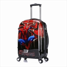 Spiderman ABS Kid Luggage Travel Bag 20 Inch HXCT-20SPI