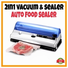 Electric Automatic Food Sealer Electric Vacuum Food Packaging Machine