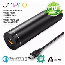 AUKEY Qualcomm Quick Charge 3.0 certified 5000 mAh Power bank