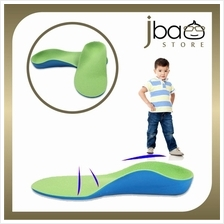 Kid''s 3D Arch Support Knock Knee Posture Corrector Insole Children Flatfoot In