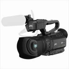 JVC GY-HM200 4KCAM Compact Handheld Camcorder