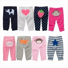 Carters Comfy Pull-On Long Pants - 5 Pcs / Pack