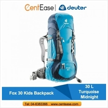Deuter Fox 30 Kids Backpack- Turquoise Midnight