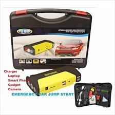 Car Battery Jump Start Jumper SmartPhone Laptop USB Charger