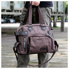K2024 - Durable Superior Quality Nylon Bag Man's Fashion Messenger Bag