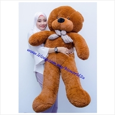 Teddy Bear 0.8m 1.0m 1.2m 1.6m 1.8m 2M(FREE Wish Card + FREE Shipping)
