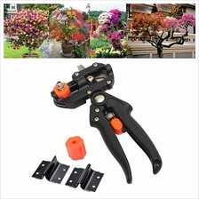 Alat Kacukan Bunga / Tree Plant Grafting Tool Pruning Set + Bag