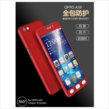 OPPO F1S A59 Neo 7 A33 9 A37 360 FULL Protection Tempered Glass Case