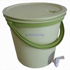 Tupperware 1pc 14.5l Water Dispenser Green