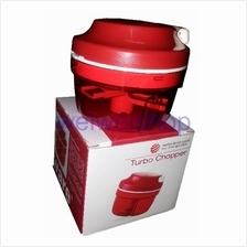 Tupperware Turbo Chopper 300ml (Red)