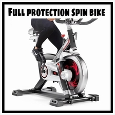 NEW Spinning Bike Fitness Slimming Bike Gym Fitness Bicycle Exercise
