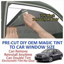 Honda Accord 2002-Present Magic Tinted Solar Window (4 Windows & Rear)