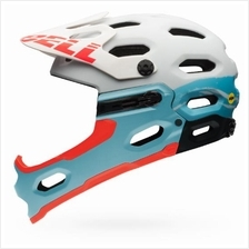 BELL Super 2R Full-face Head Cycling Mountain Bike Bicycle Helmet