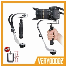 Pro Handheld Video Camera Stabilizer DSLR GoPro Hero Yi SJ Cam Phone
