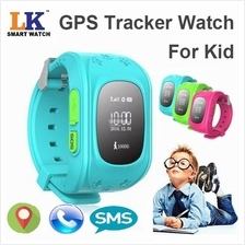 SQ 50 gps tracker smartwatch baby kids smart watch Sos Call Sms