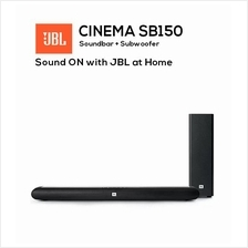 JBL Cinema SB150 Soundbar + Subwoofer [ Original ]