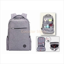 Baby Diaper Bag 18 compartment 22L Multi function Mummy Daddy Backpack