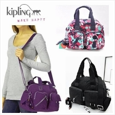 Kipling Handbag Cross Body Bag Casual Travel Waterproof Nylon
