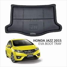 Honda Jazz 2015 EVA Luggage Boot Cargo Trunk Tray