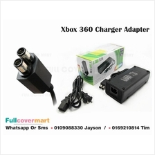 XBOX 360 Adapter Power Supply Cord Charger Slim Black