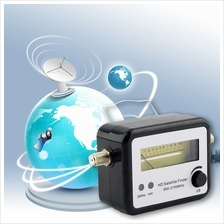 Digital Satellite Signal Finder Meter Compass FTA TV Signal Receiver &..