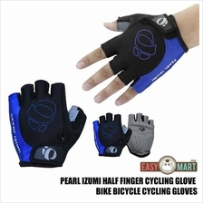 Pearl Izumi Half Finger Cycling Glove Bike Bicycle Cycling Gloves