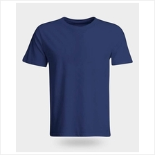 100% Cotton fully combed coloured plain T-shirt- 17 colors