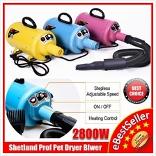 Professional 2800W Cat Dog Pet Pets Dryer Hair Blower Grooming Blaster