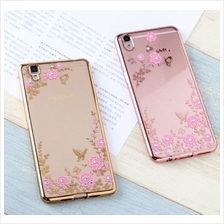 OPPO F1 F1S R7 PLUS R7S Neo 9 5 7 A33 R9S SECRET GARDEN Diamond Case