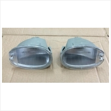 Wira Front Bumper Side Angle / Corner Lamp 2pc With Bulb And Socket
