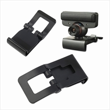 New Black TV Clip for Sony PS3 Move Eye Camera Mount Holder Stand Adju..
