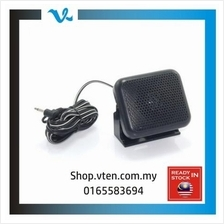 External Speaker 3.5mm For Car Radio Yaesu Kenwood QYT TYT Motorola