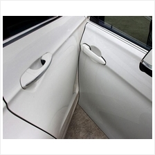Car Door Edge Side Protection Anti Collision / Scratch Rubber Strip