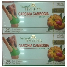 Garcinia Cambogia + Green Tea 50Sachets Tea (Weight Lost Fat Burner) r