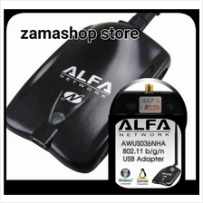 ALFA AWUS036NHA Wireless alfa USB Adapter alfa signalking signal king