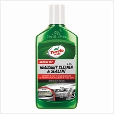 Turtle Wax 2-in-1 Headlight Cleaner & Sealant (266ml) T-43