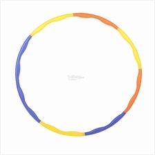 72cm Diameter Portable Removable Colourful Kid/ Child Hula Hoop