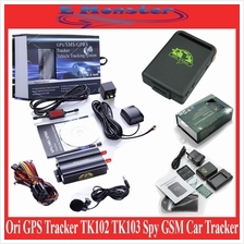 ORI Spy GSM GPS Car Tracker by SMS or APP TK102 TK-102 TK103 TK-103