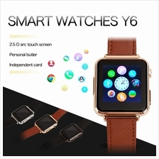 Y6 Camera Bluetooth Smart Watch Support Sim Card TF Card For Android I