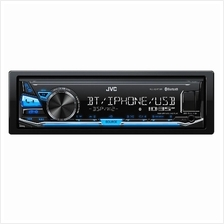 JVC KD-X341BT Car Digital Media Receiver with Bluetooth/USB/AUX