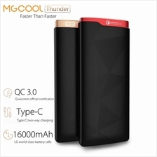MGCOOL ELE THUNDER Qualcomm Quick Charge 3.0 with HUAWEI QUICK CHARGE USB C 16