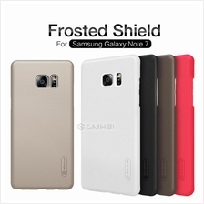 Samsung Galaxy Note 3 4 5 7 FE Mega 2 Nillkin Frosted Hard Cover Case