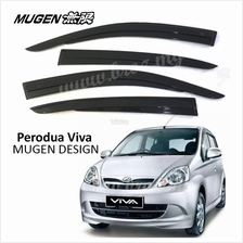 Air Press Window Door Visor Wind Deflector Perodua Viva (Mugen)