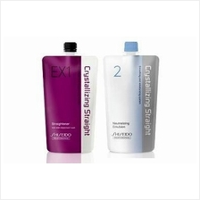 Shiseido Rebond Crystallizing Straight EX1  & 2: Very Resistant Hair