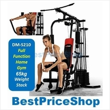 DM-S210 Multi Function Home Gym Station: Fitness Workout Press Machine