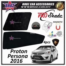 Proshade Magnetic Custom Fit OEM Sunshades Proton Persona 2016 4pcs