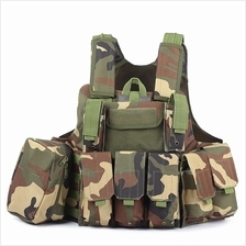 OUTDOOR WAR GAME PAINTBALL AIRSOFT VEST