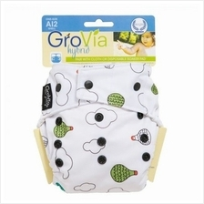 Grovia: One Size Cloth Diaper Shell (Snap Button) - Limited Edition