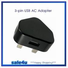 USB AC Adapter Charger for PAPAGO! Z1,Q5035 GPS, Phone